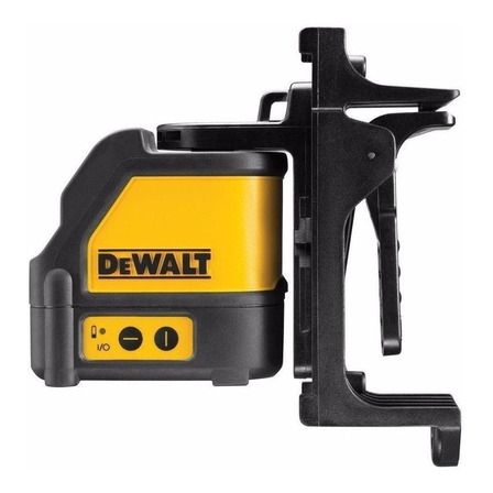 Nível laser de linhas cruz DeWalt DW088K 30m