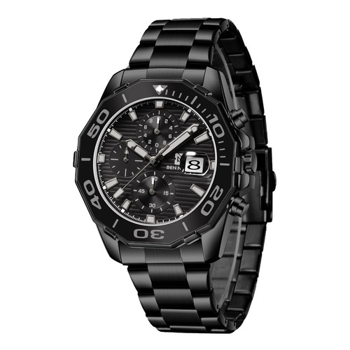 Reloj Ben Nevis 6031 Miyota Mov Homenaje Tag Aquaracer