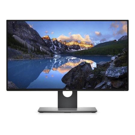 """Monitor Dell UltraSharp U2718Q led 27"""" negro y plata 100V/240V"""