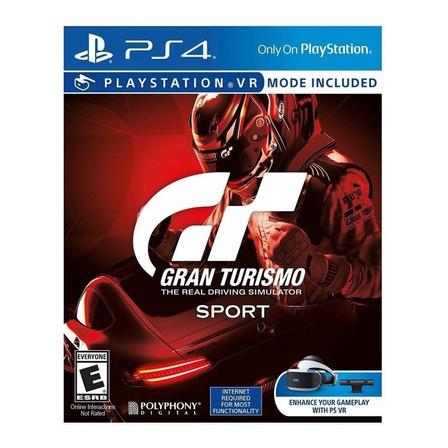Gran Turismo Sport Standard Edition Sony PS4 Digital