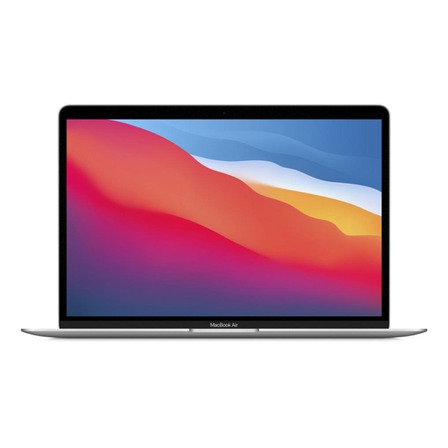 Apple Macbook Air (13 pulgadas, 2020, Chip M1, 512 GB de SSD, 8 GB de RAM) - Plata