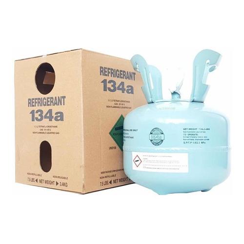 Gas Refrigerante R134 3,4kgs