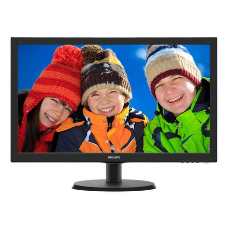 "Monitor Philips V 223V5LHSB2 LCD 21.5"" negro 100V/240V"