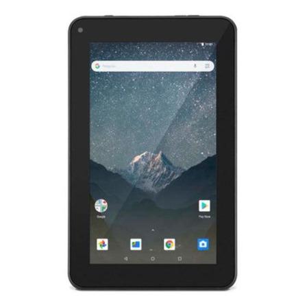 """Tablet Multilaser M7S Go NB31 7"""" 16GB preto com memória RAM 1GB"""