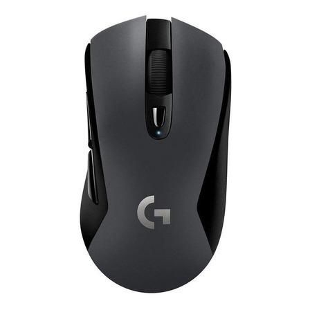 Mouse para jogo sem fio Logitech Lightspeed G Series G603 preto