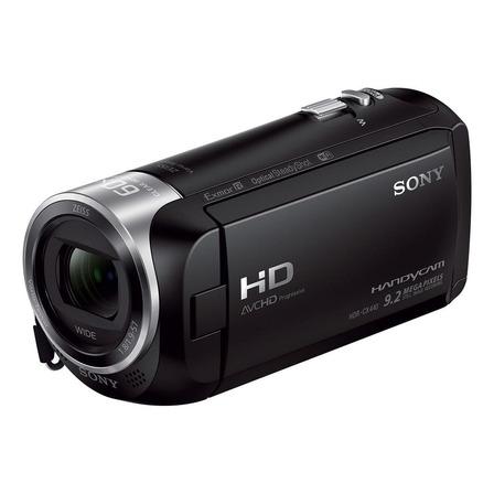 Câmera de vídeo Sony Handycam HDR-CX440 Full HD preta