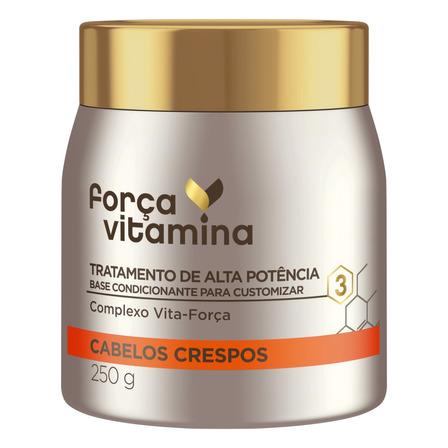 Máscara de tratamento Força Vitamina 250g