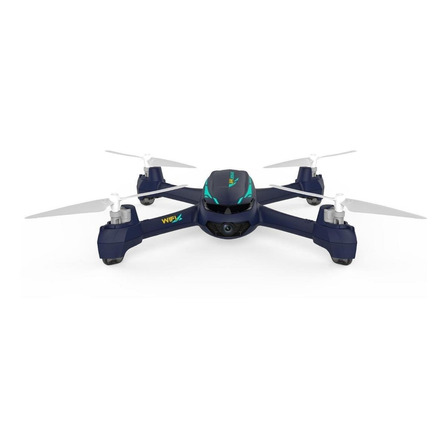 Drone Hubsan X4 H216A con cámara Full HD blue