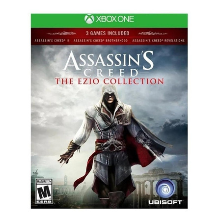 Assassin's Creed: The Ezio Collection Standard Edition Físico Xbox One Ubisoft