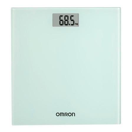Báscula digital Omron HN-289 silky grey