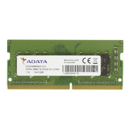 Memoria RAM 8GB 1x8GB Adata AD4S266638G19-S Premier Series