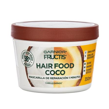Máscara Garnier Fructis Hair Food Reparación 350ml