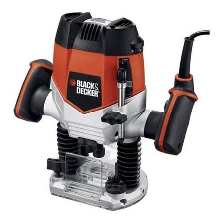 Fresadora Black+Decker RP250BE 1200W 220V