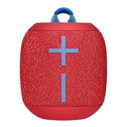 Parlante Ultimate Ears Wonderboom 2 portátil con bluetooth radical red