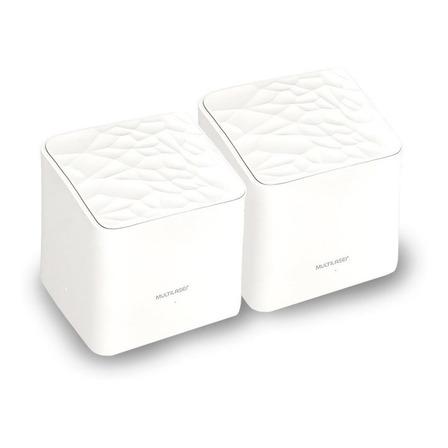 Sistema Wi-Fi mesh Multilaser Cosmo RE010 branco 2 unidades
