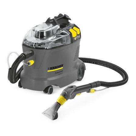 Aspiradora Kärcher Professional Puzzi 8/1 C 8L gris, negra, amarilla 110V-127V