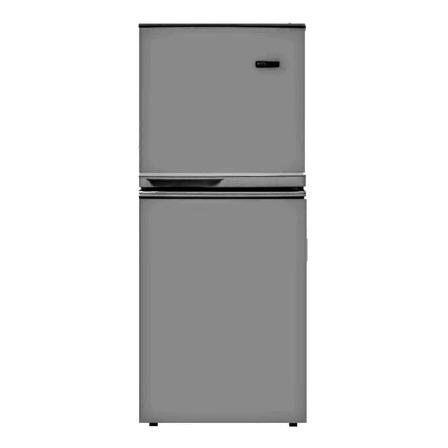 Heladera Kanji KLJ-108F plata con freezer 125L 220V