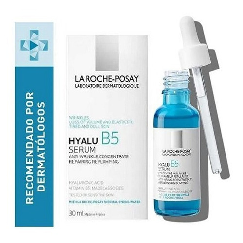 Serum Ácido Hialuronico Hyalu B5 Mixta La Roche Posay 30ml
