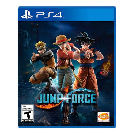 Jump Force  Standard Edition Bandai Namco Entertainment PS4 Físico
