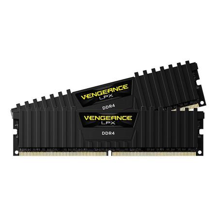 Memoria RAM 16GB 2x8GB Corsair CMK16GX4M2B3200C16 Vengeance LPX