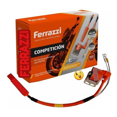Kit Bobina Cable Extreme Moto Ferrazzi Competición Tornado