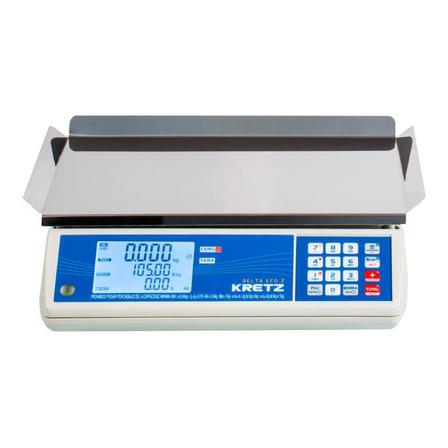 Balanza comercial digital Kretz Delta Eco 2 15kg 110V - 240V