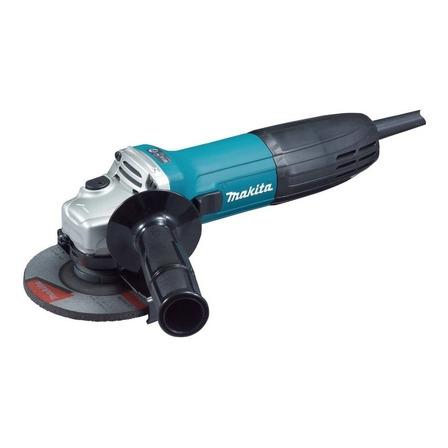 Esmerilhadeira angular Makita GA4530 azul-turquesa 720 W 220 V