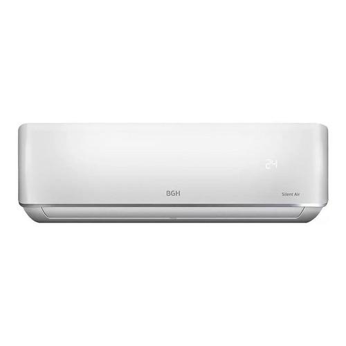 Aire acondicionado BGH split frío/calor 3000 frigorías blanco 220V BS35WCCR