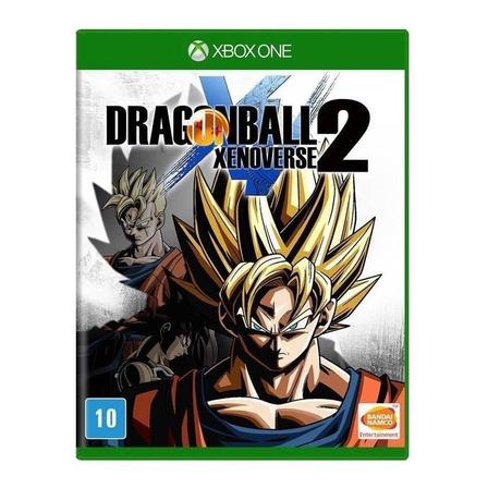 Dragon Ball: Xenoverse 2 Bandai Namco Entertainment Xbox One Físico