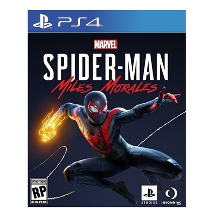 Marvel's Spider-Man: Miles Morales Standard Edition Sony PS4 Digital