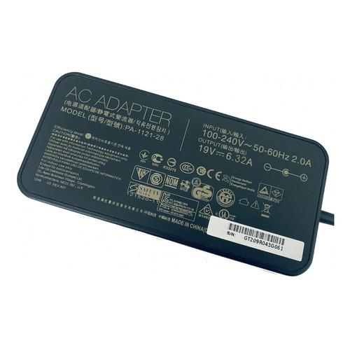 Cargador Para Asus 19v 6,32amp 6,0x3,7mm 120w Nuevo
