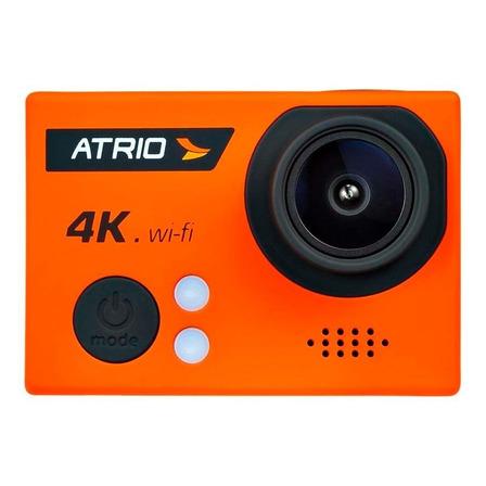 Câmera sportiva Atrio DC185 NTSC/PAL laranja