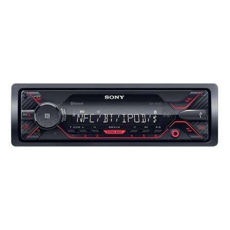 Autoestéreo para auto Sony DSX A410BT con USB y bluetooth