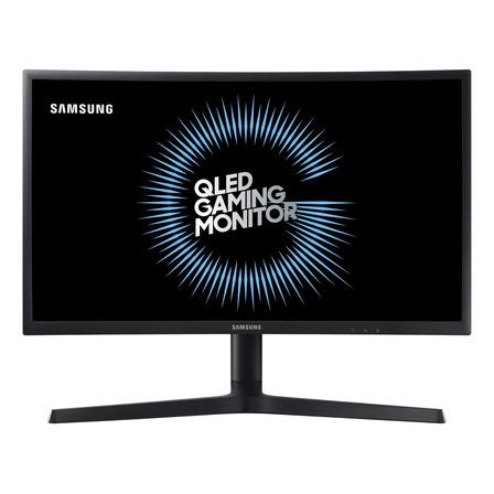"""Monitor curvo Samsung C27FG73FQ led 27"""" preto 100V/240V"""