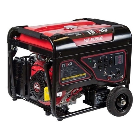 Generador portátil Nitro NIT-G8500E 8000W 110V/220V