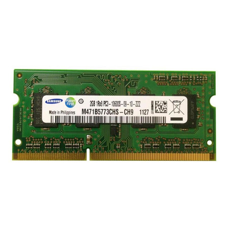 Memoria RAM 2GB 1x2GB Samsung M471B5773CHS-CH9