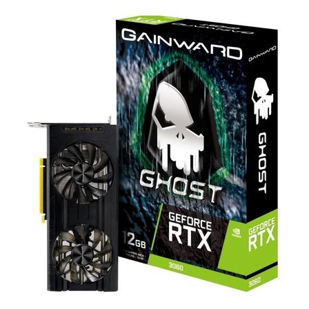 Placa de vídeo Nvidia Gainward  Ghost GeForce RTX 30 Series RTX 3060 NE63060T19K9-190AU OC Edition 12GB