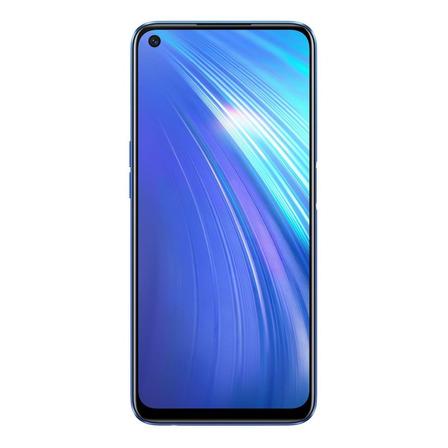 Realme 6 Dual SIM 128 GB Azul-cometa 4 GB RAM