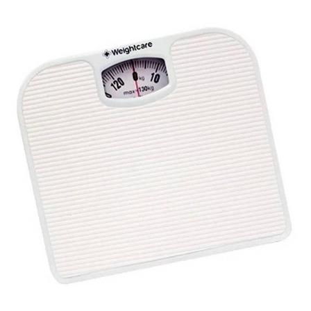 Báscula mecánica Weightcare WCS-0410, hasta 130 kg