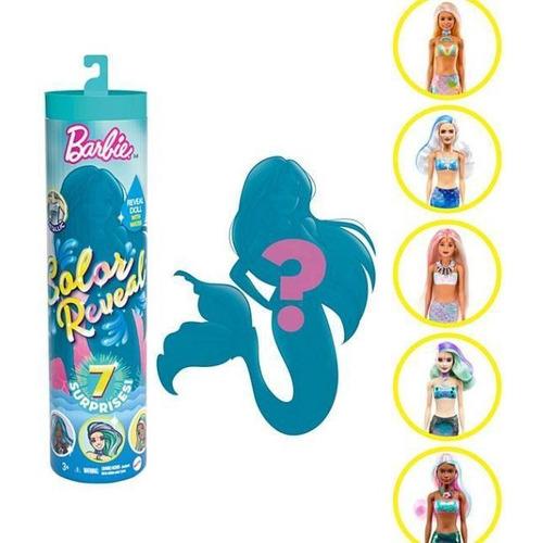 Barbie Color Reveal- Wave Sirenas