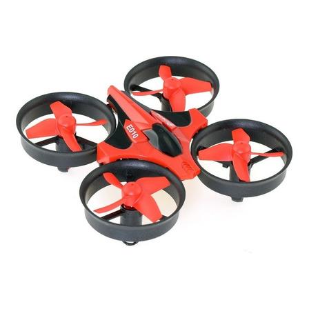 Mini drone Eachine E010   rojo 1 batería