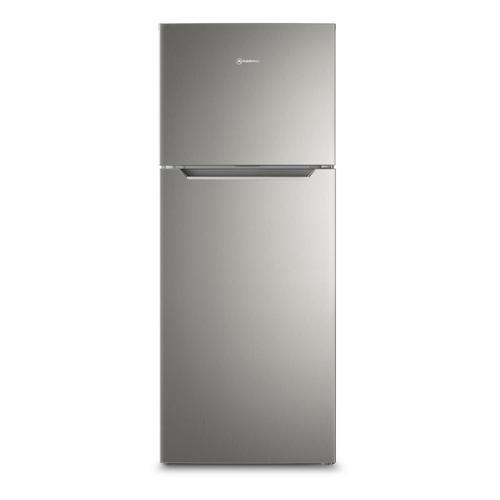 Refrigerador No Frost Mademsa 1430 Inox Con Freezer 425l 220v