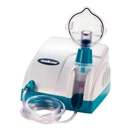 Nebulizador compressor Medicate MD1000 branco 110V/220V