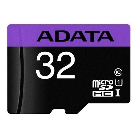 Cartão de memória Adata AUSDH32GUICL10-RA1  Premier com adaptador SD 32GB