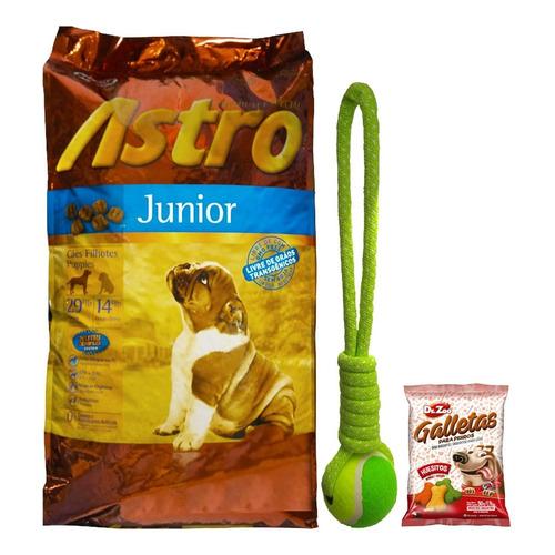 Astro Junior Perro Cachorro 15 Kg + Regalo + Envío Gratis