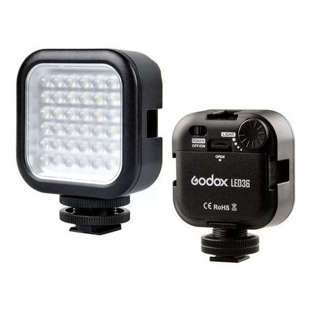 Panel Godox LED36 color blanca fría