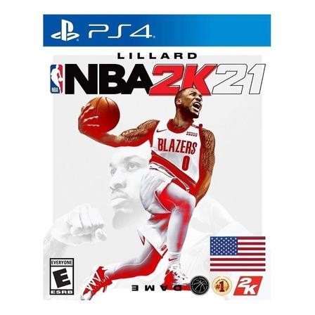 NBA 2K21 Standard Edition 2K PS4 Digital