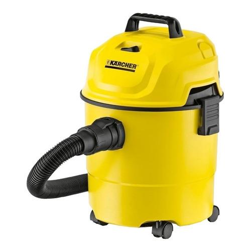Aspiradora multifunción Kärcher Home & Garden WD 1 15L  amarilla 220V-240V