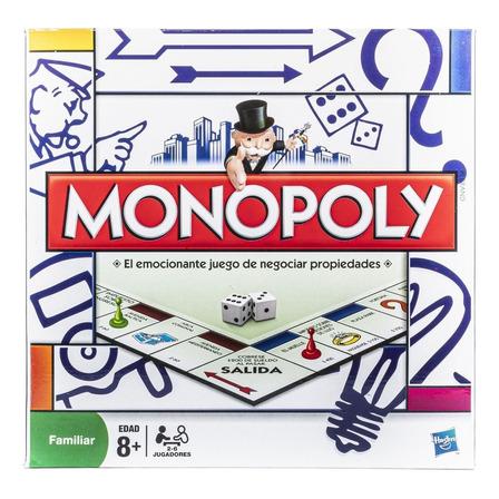 Juego de mesa Monopoly Popular Hasbro