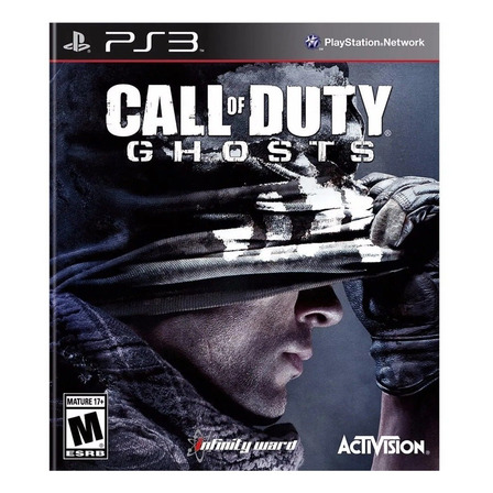 Call of Duty: Ghosts Standard Edition Activision PS3 Digital